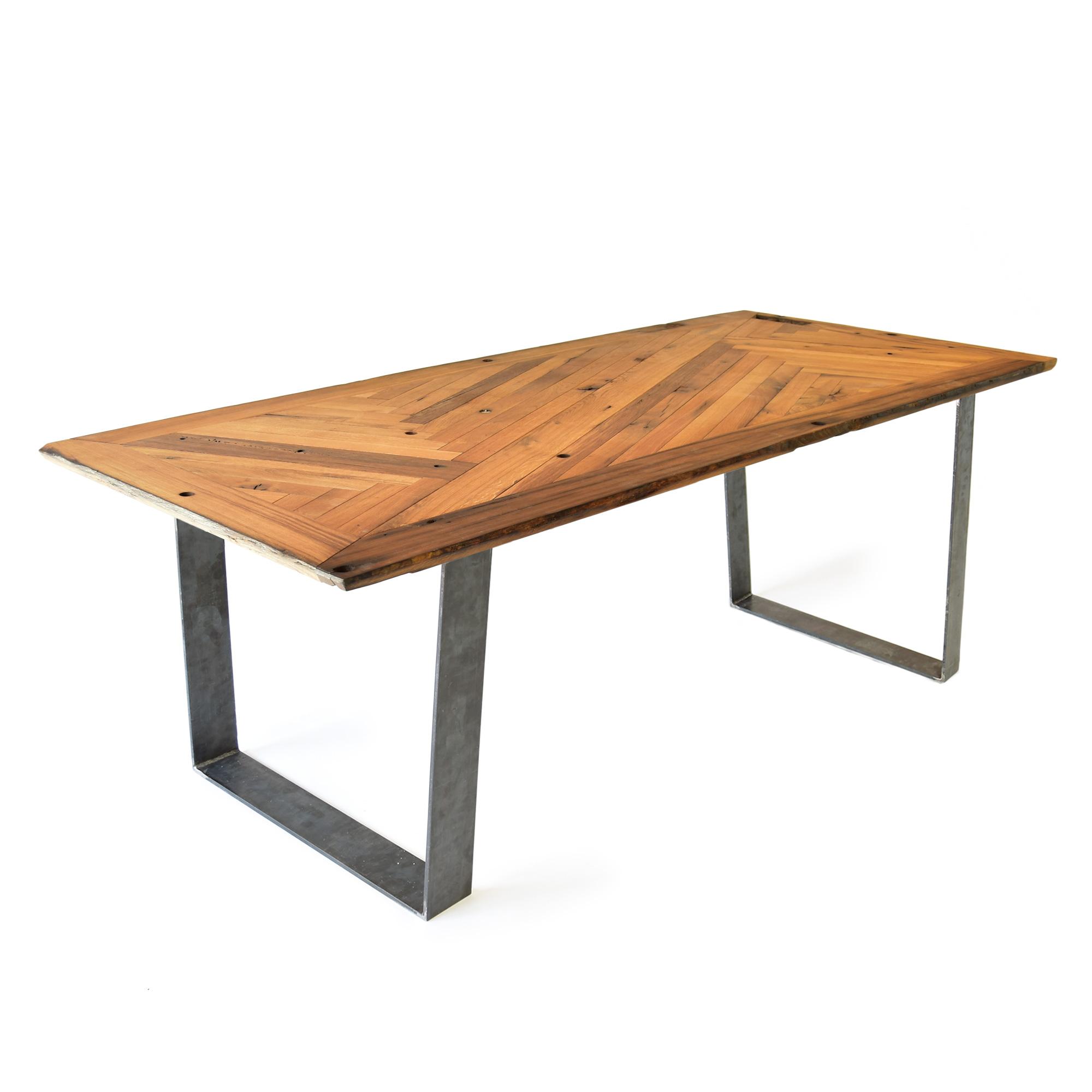 Upcycling design möbel  Tisch lignaro. Eiche - Upcycling Design von reditum // Möbel mit ...