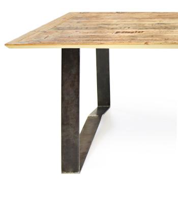 lignaro. Upcycling Design Tisch nachhaltig