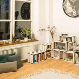 Detailansicht moveo casa Sideboard