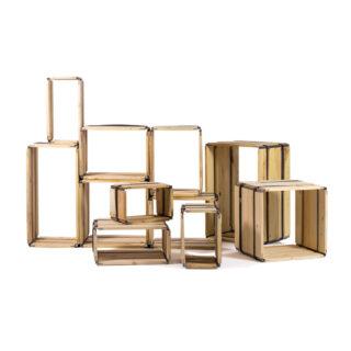 moveo via Upcycling Design Regal