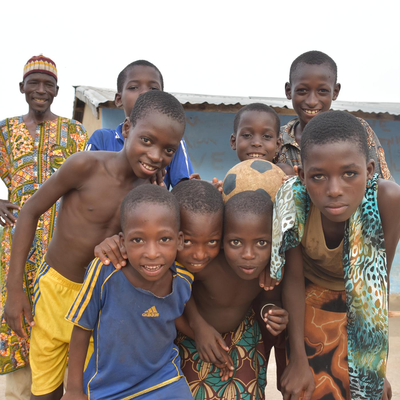 reditum Bildungsprojekt in Togo